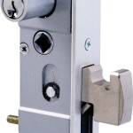 3541 Hook Bolt Short Backset Deadlock