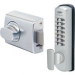 Lockwood 002 Digital - Satin Chrome