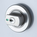 Lockwood Paradigm 005 Deadbolt Turn Knob Lock